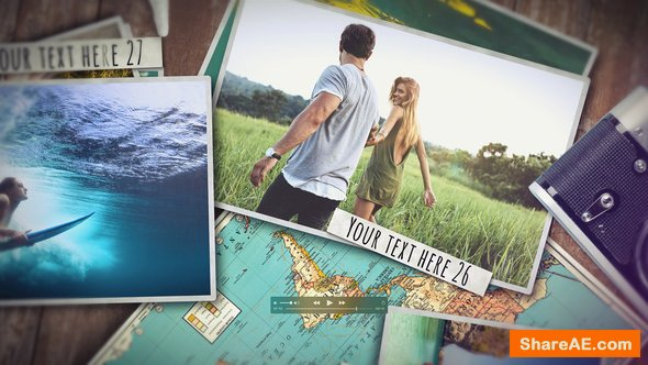 Videohive Travel Video