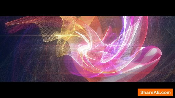 Videohive Space Twirl