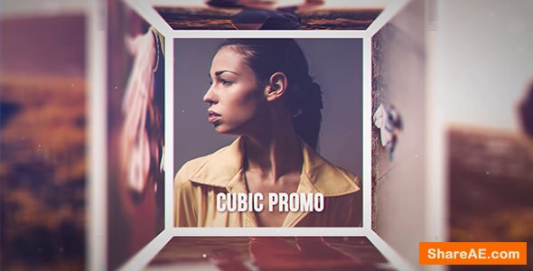 Videohive Cubic Promo