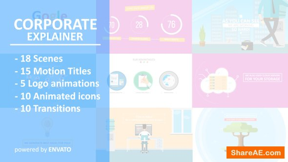 Videohive Explainer Video