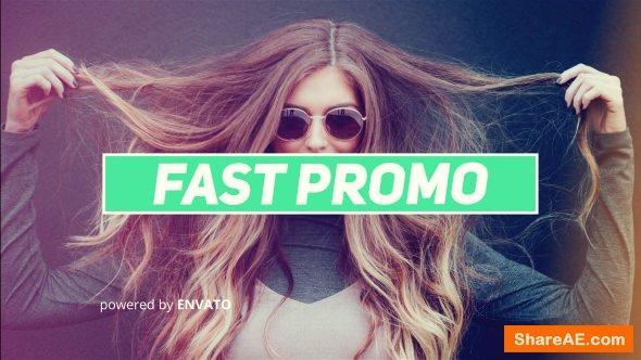 Videohive Fast Promo 19304549