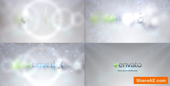 Videohive Clean Logo Reveal 12907079