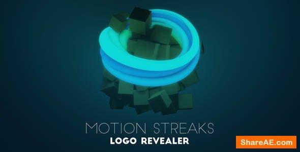 Videohive Motion Streaks Logo Revealer