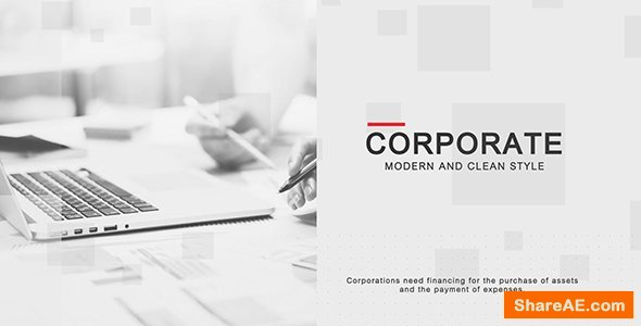 Videohive The Corporate 20950027