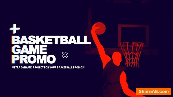Videohive Basketball Game Promo