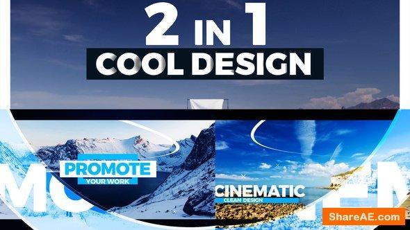 Videohive Promo Opener 2 in 1