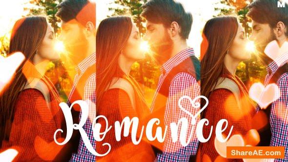 Videohive Romance - Be My Valentine