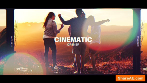 Videohive Cinematic Opener 21730456