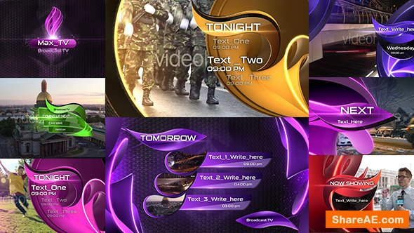 Videohive Broadcast TV