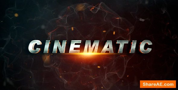 Videohive Cinematic Movie Trailer