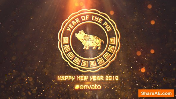 Videohive Chinese New Year 2019