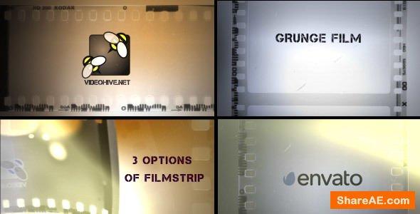 Videohive Grunge Film Logo