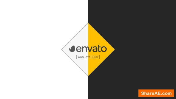 Videohive Minimal Logo Reveal 15438456