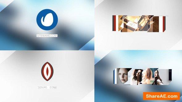 Videohive Elegant Fashion Photo Logo Reveal