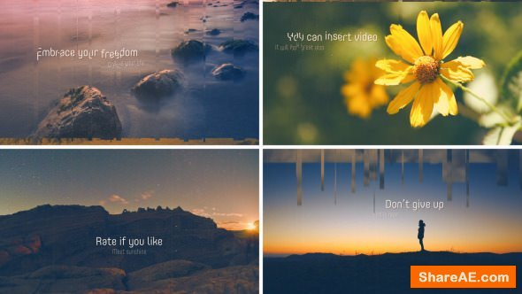 Videohive Inspirational Slideshow 11769876