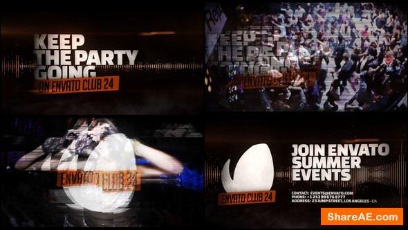 Videohive Club Promo 7883738