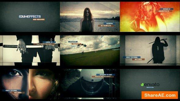 Videohive Versatile Grunge Trailer