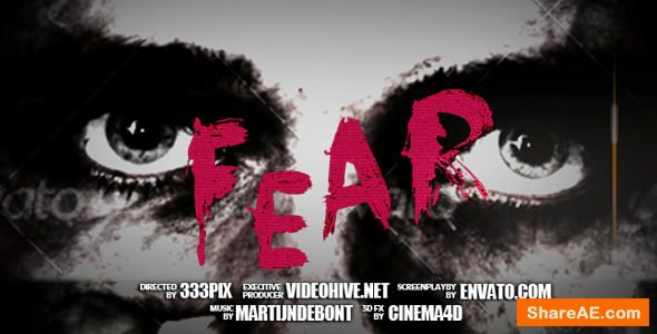 Videohive Fear Trailer