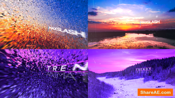 Videohive Stylish Slideshow 17492465