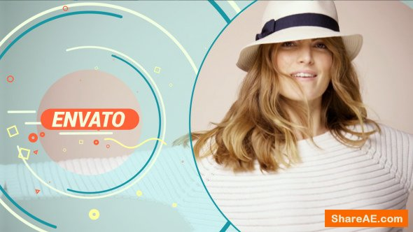 Videohive Bright Summer Opener 20116584