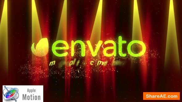 Videohive Cinematic Elegant Curtain - Apple Motion Templates