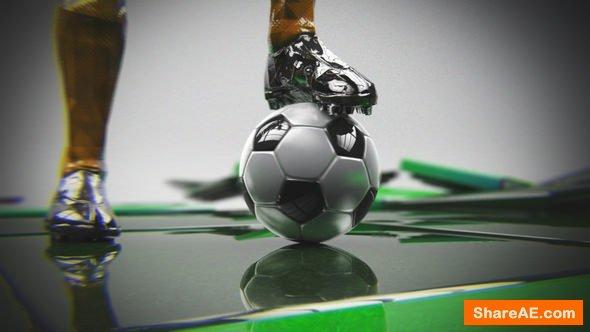 Videohive Soccer Broadcast Intro
