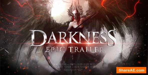 Videohive Epic Trailer - Darkness