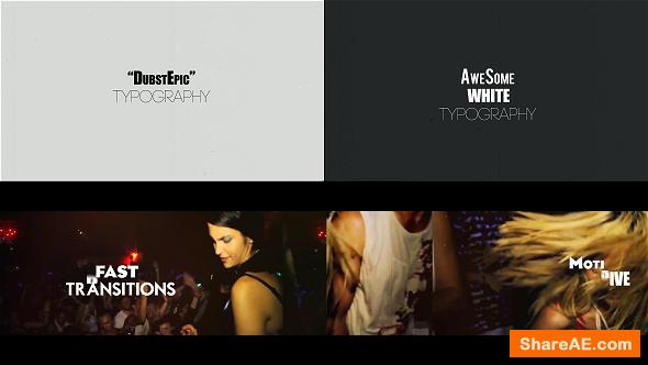 Videohive Urban Glitch Titles