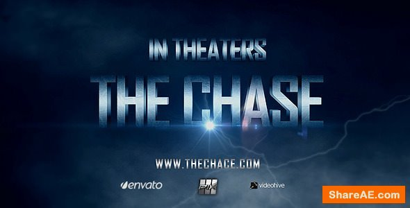 "Videohive ""The Chase"" Cinematic Trailer"