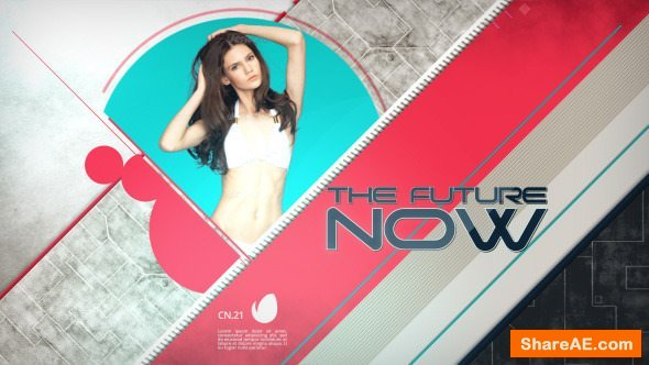 Videohive The Future Now