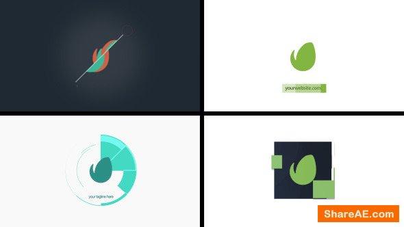 Videohive Minimal Logos Pack