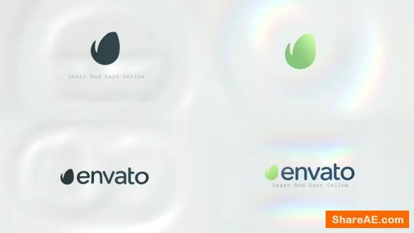 Videohive Elegant Ripple Logo Intro