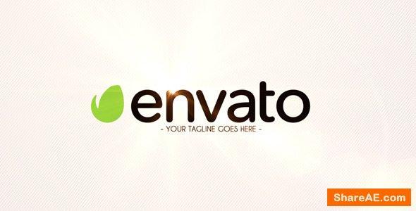 Videohive Elegant Split Logo