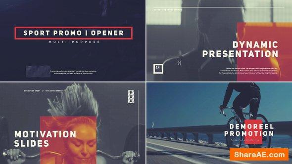 Videohive Sport Promo | Opener