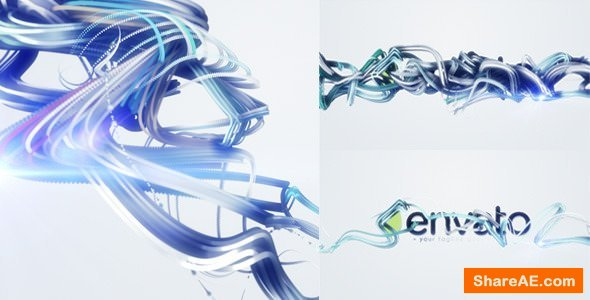 Videohive Nano Tech Logo Reveal