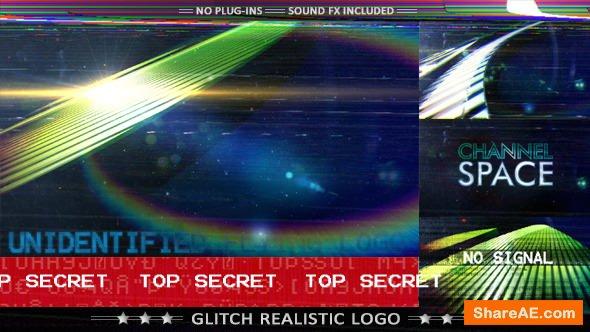 Videohive Space Secrets Logo - Ufo Conspiracy