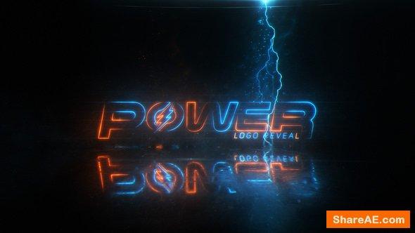 Videohive Power Logo