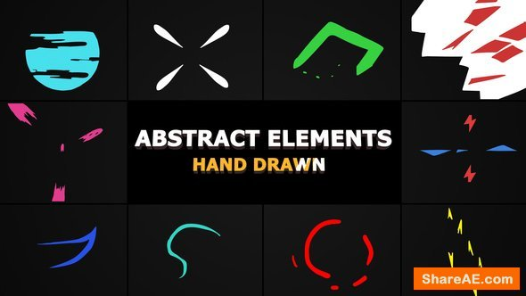 Videohive Flash FX Abstract Elements