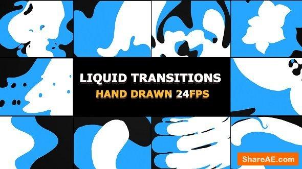 Videohive Flash FX Splash Transitions