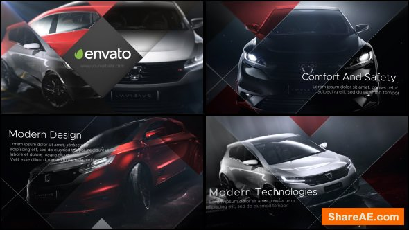 Videohive Car Dealer Promo