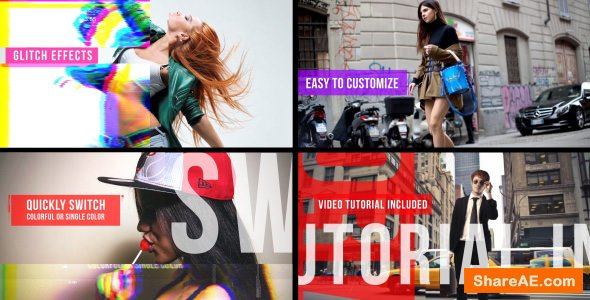 Videohive Urban Fashion Style