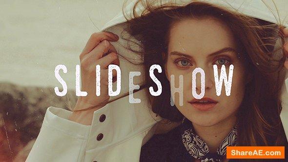 Videohive Vintage Fashion Slideshow