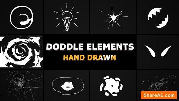 Videohive Flash FX Doodle Elements