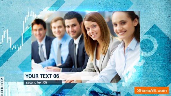 Videohive Corporate Slideshow 10957030