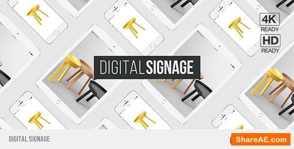 Videohive Digital Signage