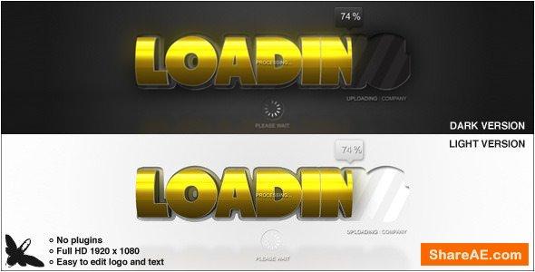 Videohive Loading Logo