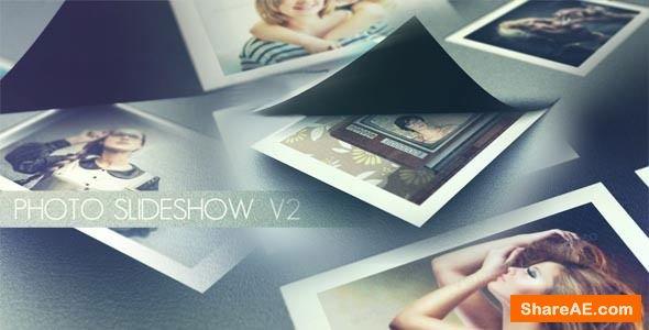 Videohive Peeling Slideshow