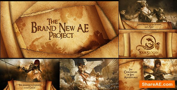 Videohive Epic Story Trailer