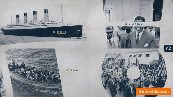 The History - Videohive