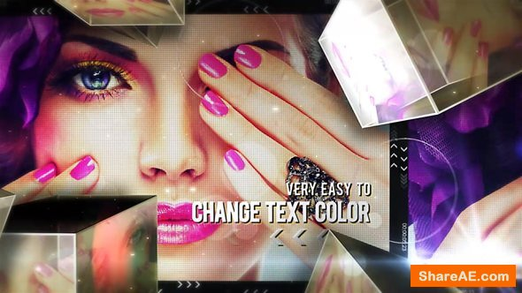 Videohive Photo On My Dream